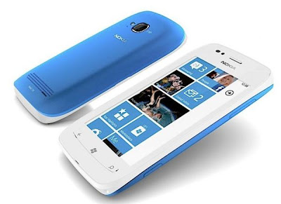 Nokia Lumia 710 dengan Windows Phone