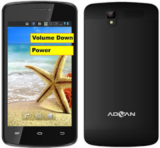 Hard Reset dan Factory Reset Advan S4A