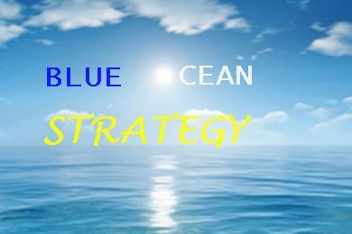 BLUE OCEAN STRATEGY KOLAM BIRU