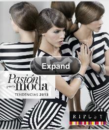 pasion por la moda ripley 2013