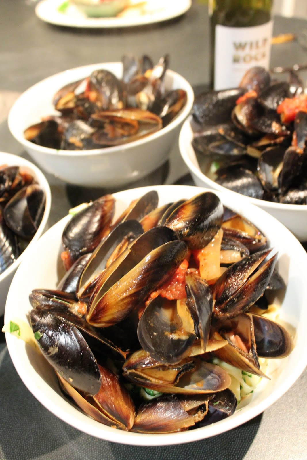 Kitchen Confidential - Mussel magic from South Australia