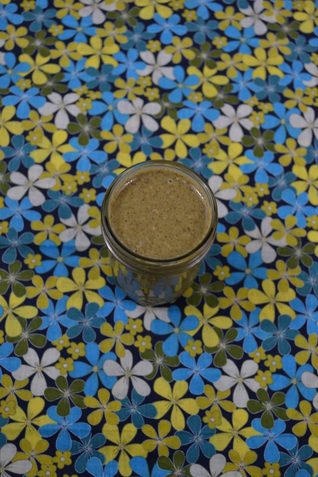 kale and kumquats: Pumpkin, Sunflower and Flax seed butter