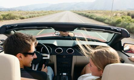Survey Reveals Road Trips Improve Couples' Connections !!!