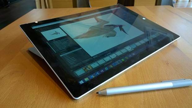 Surface Pro 3 - Tablet For Photographers 2