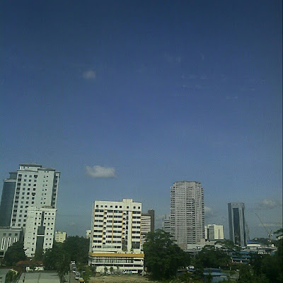 Indahnya - Langit Yang Biru