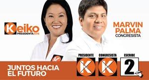 Marvin Palma, candidato N° 2 por Lambayeque de FUERZA POPULAR