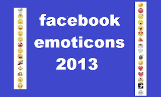 New Facebook Emoticons – Smileys List 2013