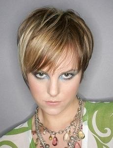 razor cut hairstyles latest