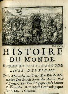 1689 HISTORIA DEL MUNDO