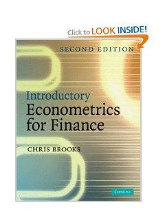 undergraduate econometrics 2nd edition pdf