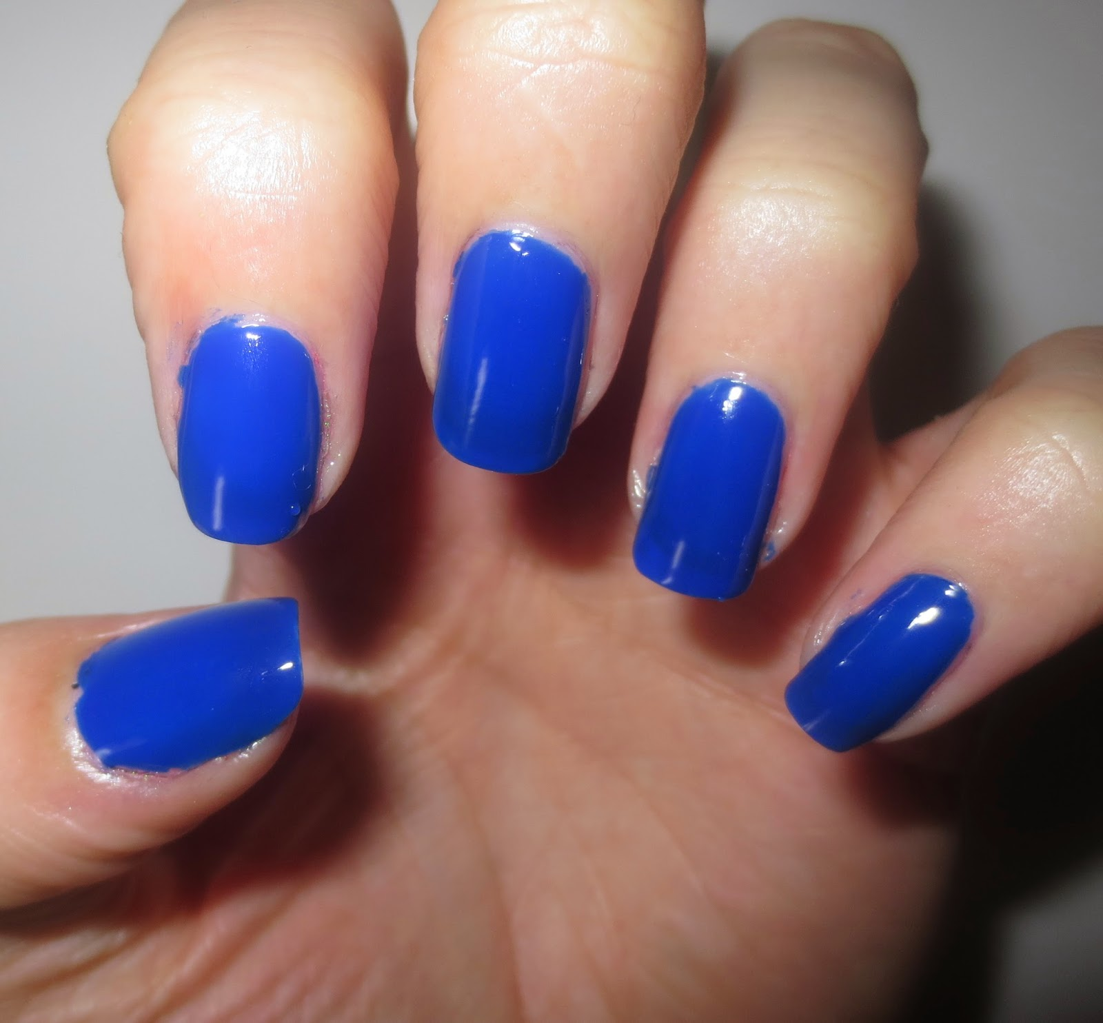 Lancôme Vernis in Love Brilliance Gloss Polish in 557 Nuit D'Azur swatch