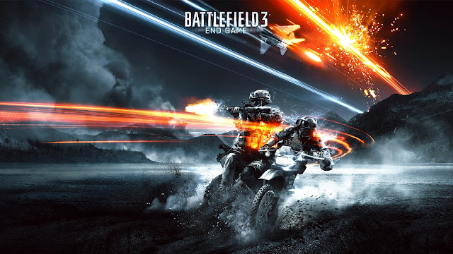 Battlefield 3 End Game HD Wallpaper