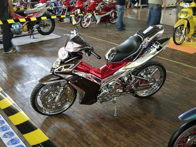 Kumpulan Modifikasi Motor Yamaha Jupiter MX title=