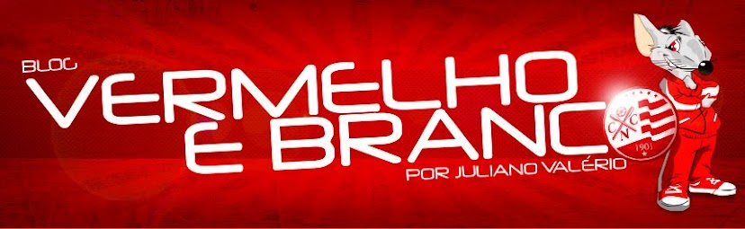BLOG VERMELHO E BRANCO