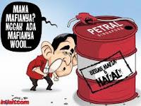 Skandal PT Petral dengan Menteri BUMN
