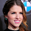 Anna Kendrick Long Partially Braided Hairstyle Picture