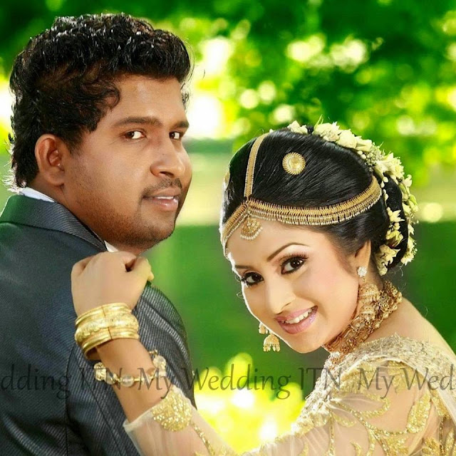 Gayathri peiris wedding