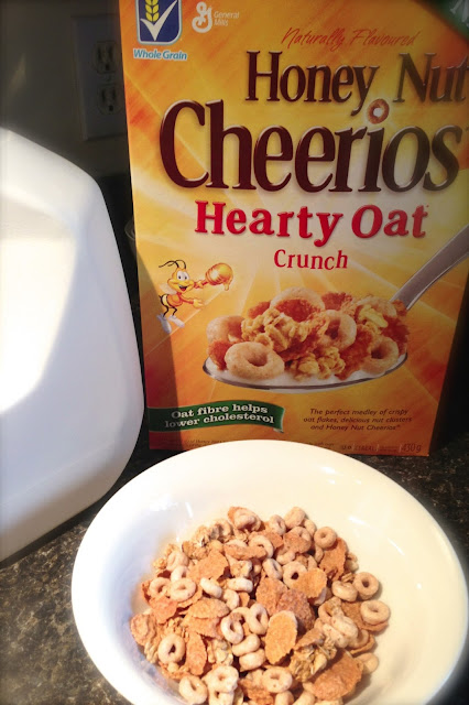 Old Made New Again… Honey Nut Cheerios Hearty Oat Crunch and My ...