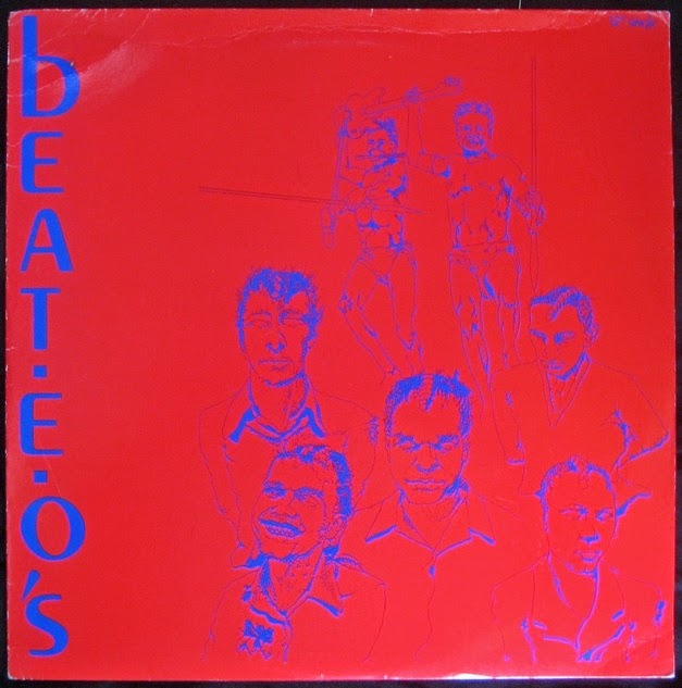 Beat-E-O's - Arabian Reggae / He Waiting (1981)