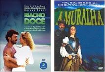 Riacho doce ou A Muralha - 5 DVD's - 19,90