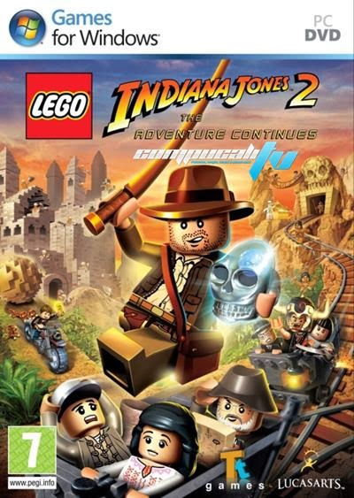 LEGO Indiana Jones 2 La Aventura Continua PC Full Español