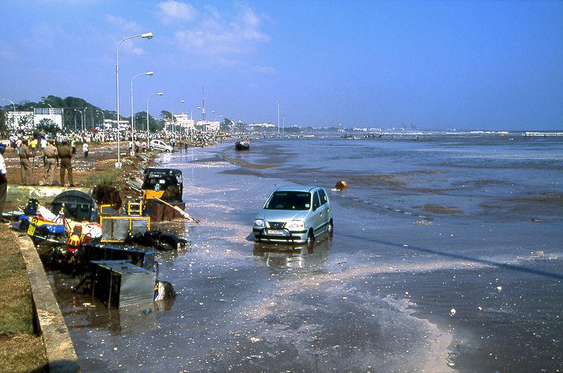 Tamilnadu Tourism: Marina Beach, Chennai
