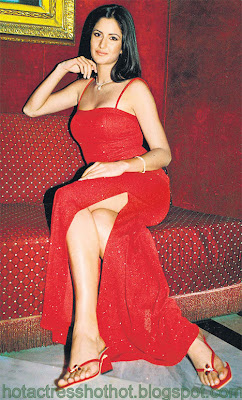 katrina kaif hot in red dress spicy thighs and hot looks