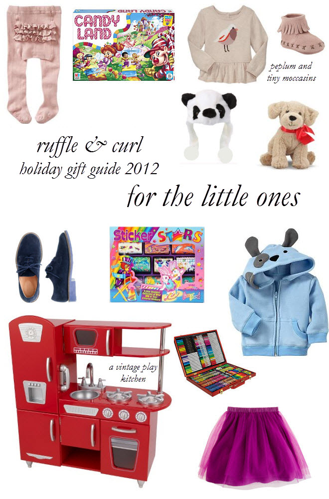 gifts for little ones, gifts for girls, gifts for boys