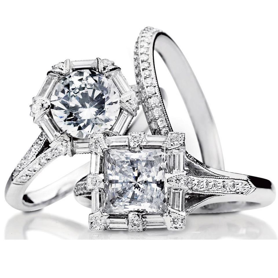 Find the best princess cut engagement rings under 500 Ring Review