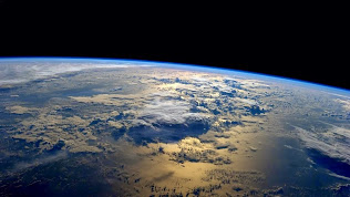 A PHOTO FROM EXPEDITION 40 ASTRONAUT