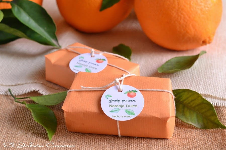 curso on line de jabon de naranja