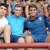 """Gonzalo Ferri """"Uru"""" volvió a jugar un partido oficial."""