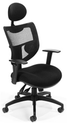 OFM Mesh Executive Chair 580