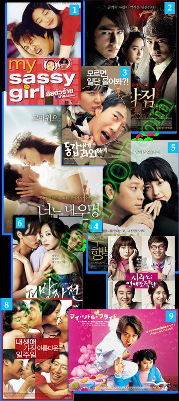 9 Film Drama Romantis Korea - Yang Wajib Ditonton