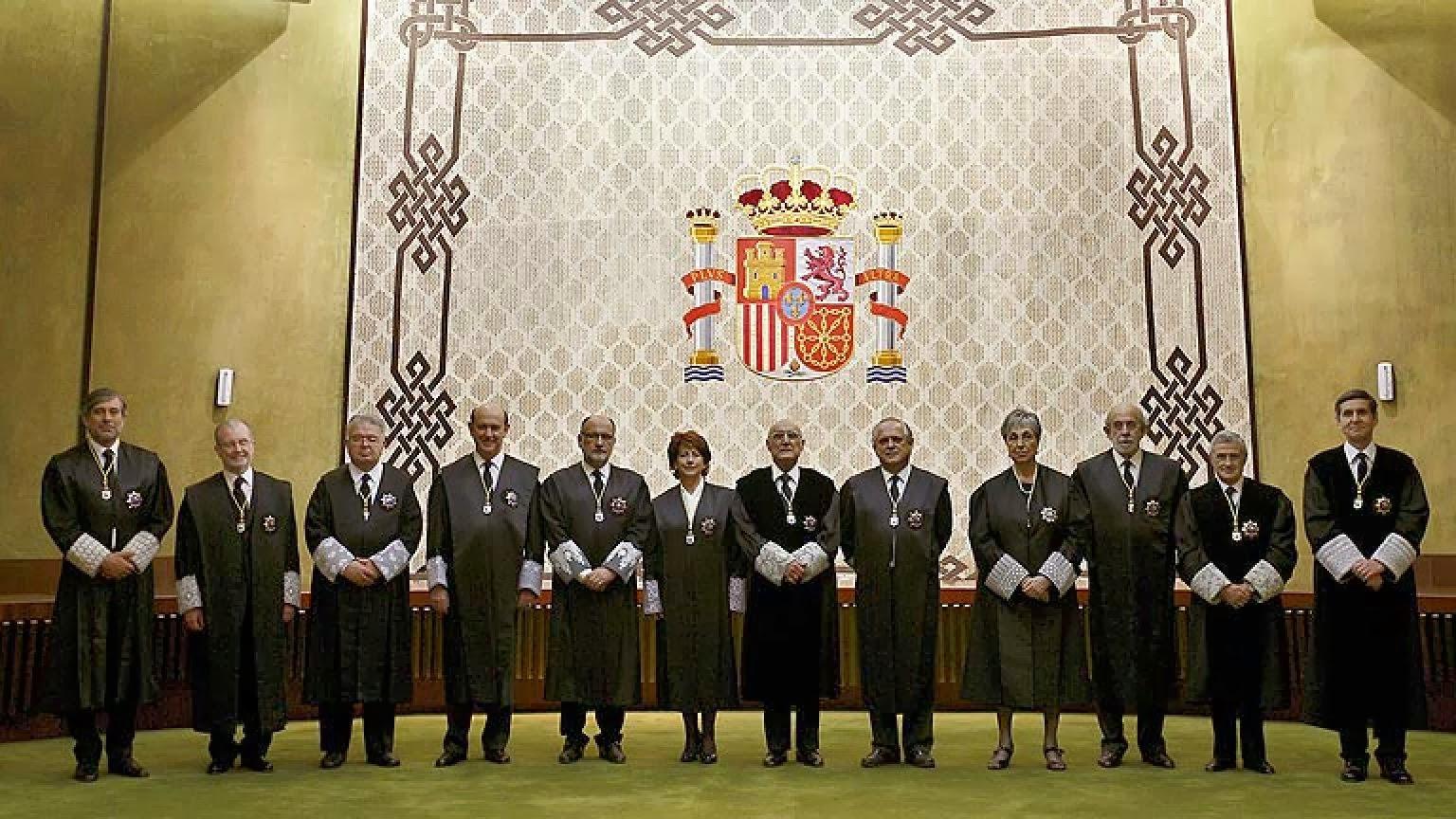Resultado de imagen de tribunal constitucional