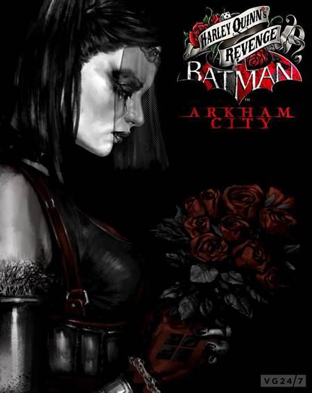 DLC Harley Quinns Revenge