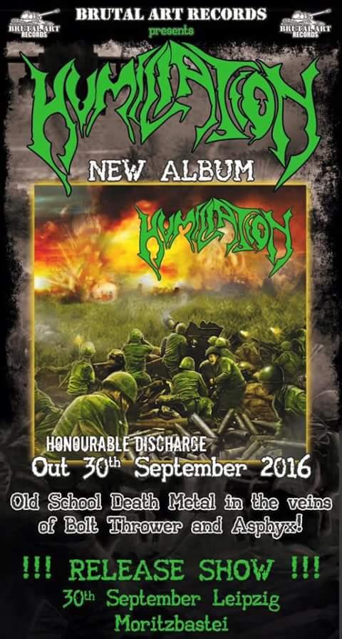 album baru humiliation
