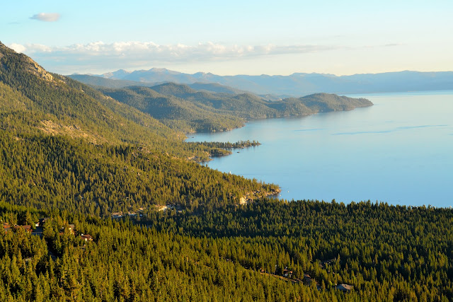 Crystal Bay - Lake Tahoe