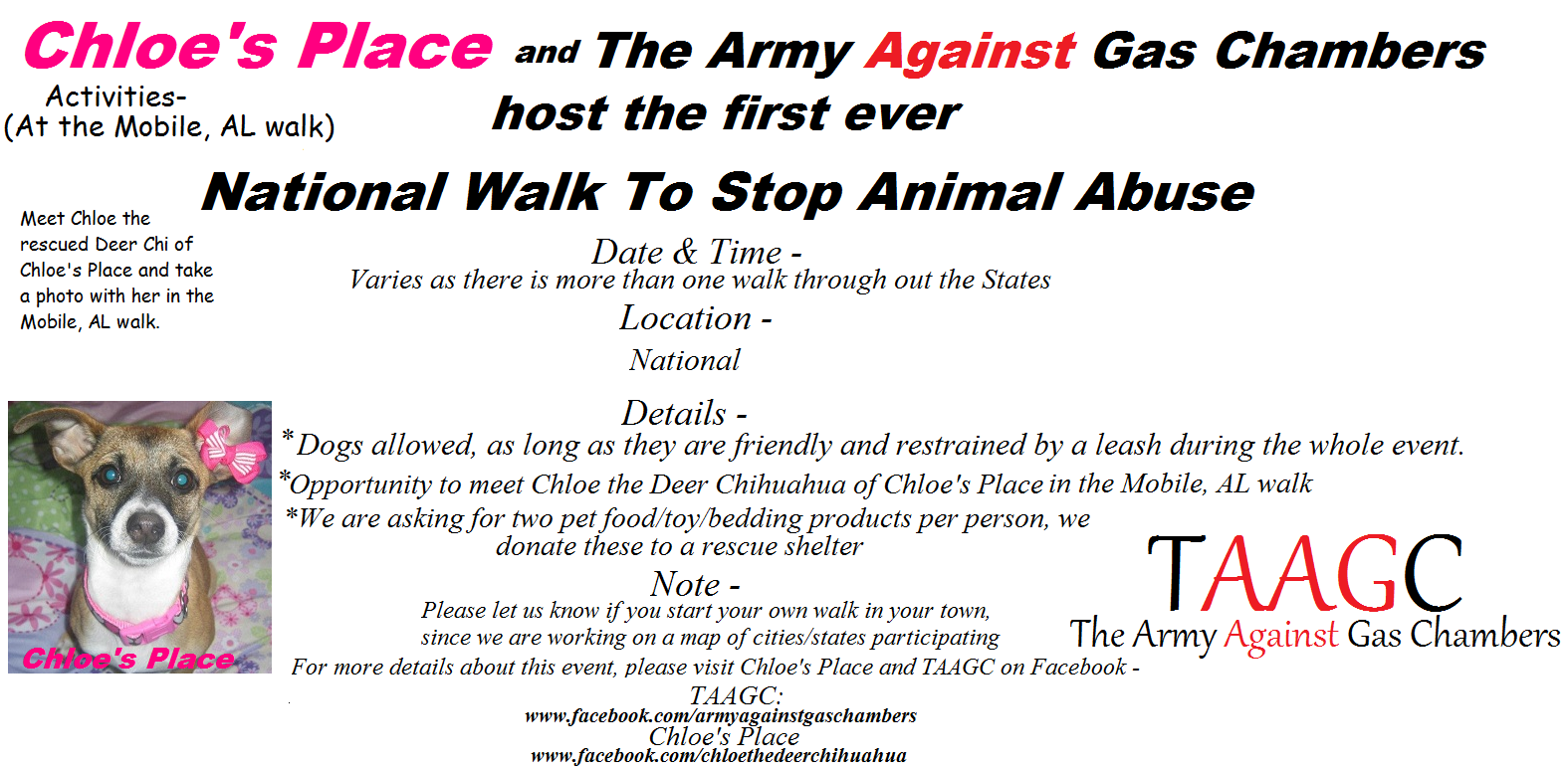 Animal Shelter In Mobile Al : The army against gas chambers mobile alabama walk to