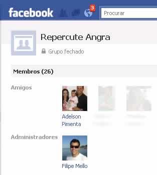 Facebook - Repercute Angra