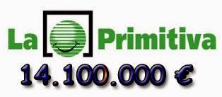 La Primitiva, sorteo 50 del sábado 21 de junio de 2014
