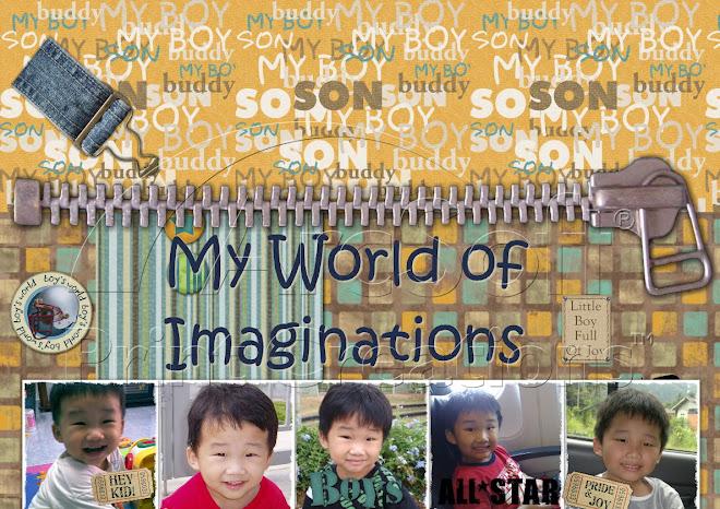 My World Of Imaginations