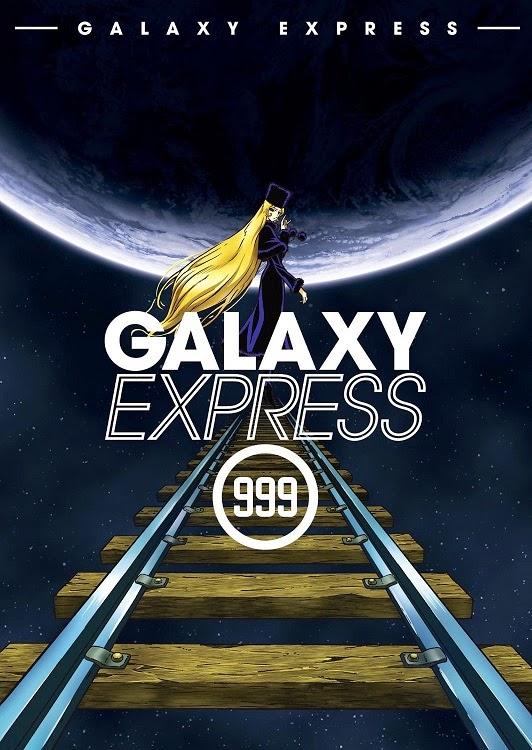 Phim Hoạt Hình Đoàn Tàu Ngân Hà 999 - Galaxy Express 999 (Ginga Tetsudô Three-Nine) - 1979