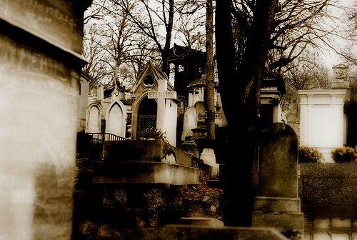 Cementerio de Pére-Lachaise