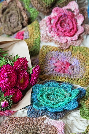 Noro Crochet And Nicki Trench Crafts From The Cwtch