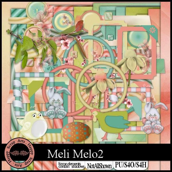 HSA Meli Melo 2