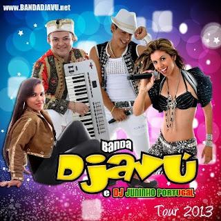 Banda Djav� e DJ Juninho Portugal - Lan�amentos