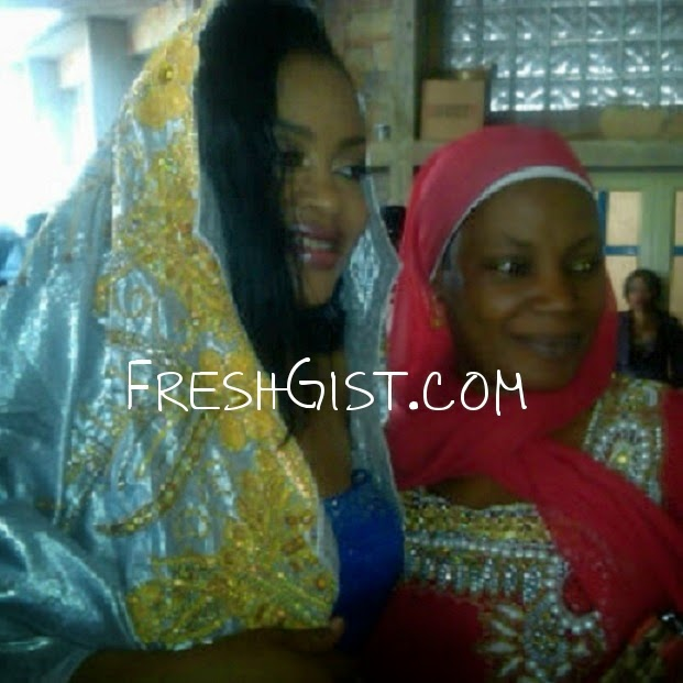 Nkiru Sylvanus Is A 2nd Wife: She Denies Her Secret Wedding