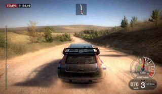 Dirt 3 screen shot pc