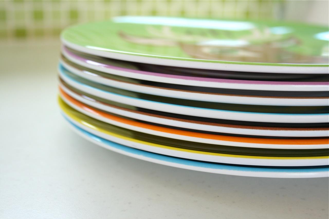 Jane Jenni plates. • Make It Perfect